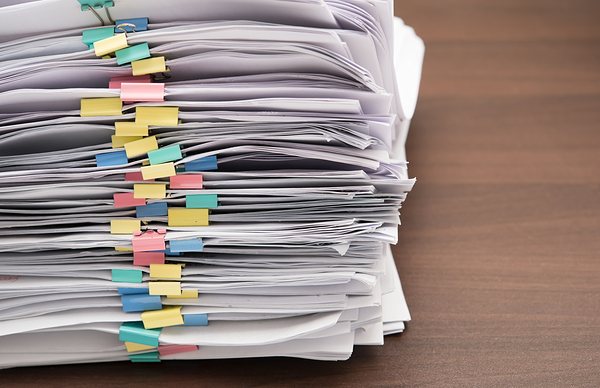 9 Documents to Help Ease the Pain of Collections